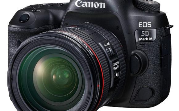 Canon EOS 5D Mark IV – Video recensione ITA
